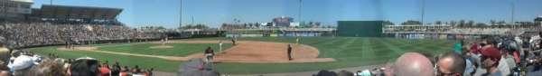 Hammond Stadium at CenturyLink Sports Complex, secção: 102, fila: 9, lugar: 8