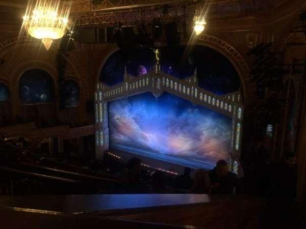 Eugene O'Neill Theatre, secção: Mezz, fila: E , lugar: 4