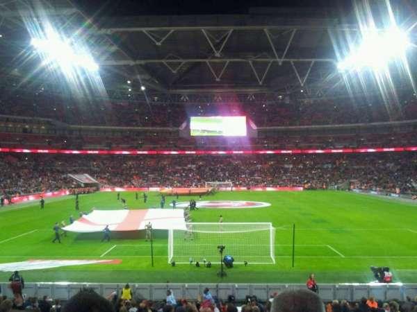 Wembley Stadium, secção: 111