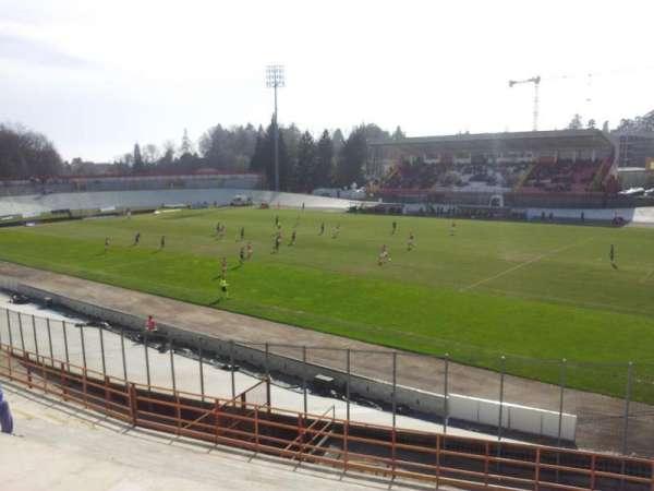 Stadio Franco Ossola, secção: Distinti