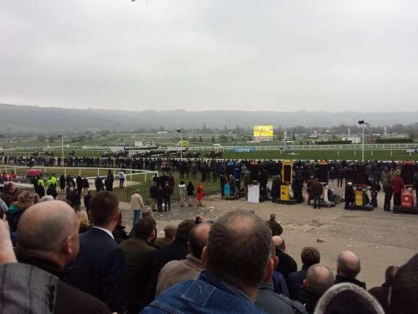 Cheltenham Racecourse, secção: Tattersalls
