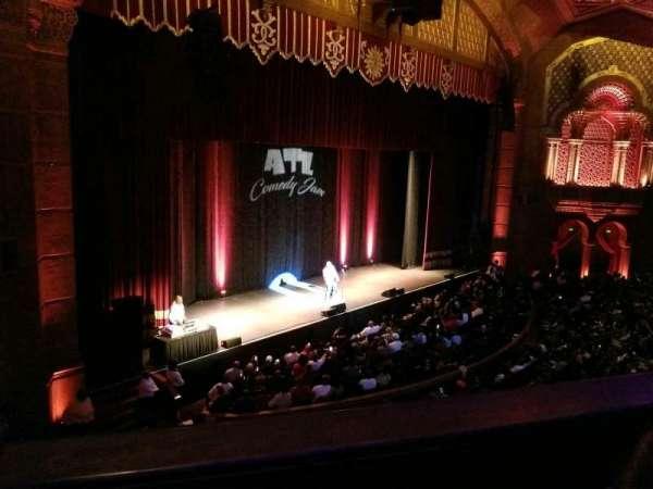 Fox Theatre (Atlanta), secção: Loge Left E, fila: BB, lugar: 37