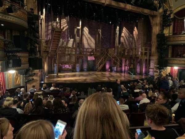 Richard Rodgers Theatre, secção: Orchestra L, fila: N, lugar: 13-15