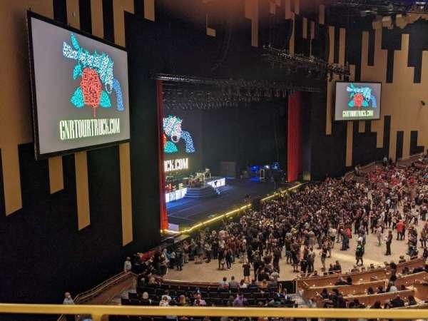 Hard Rock Live At Seminole Hard Rock, secção: 207, fila: A, lugar: 10