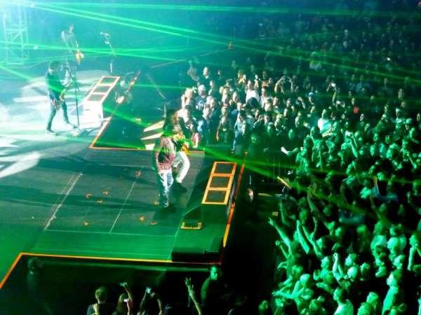 The Joint at Hard Rock Las Vegas, secção: 305, fila: 1, lugar: 1
