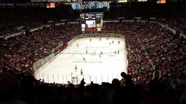 Joe Louis Arena, secção: 213b, fila: 23, lugar: 24