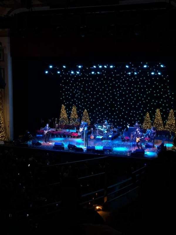 Cincinnati Music Hall, secção: BALCONY 6, fila: C, lugar: 509
