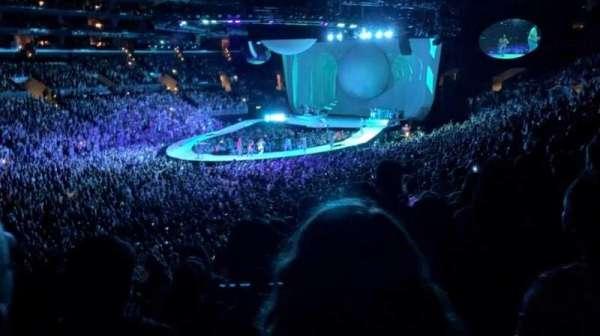 Staples Center, secção: PR8, fila: 9, lugar: 13