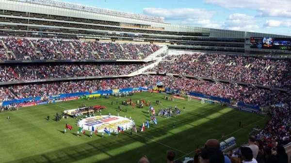 Soldier Field, secção: 442, fila: 6, lugar: 14