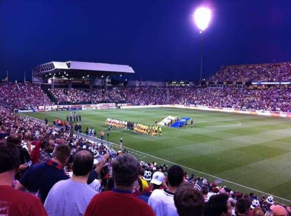 Mapfre Stadium, secção: 122, fila: 22, lugar: 1