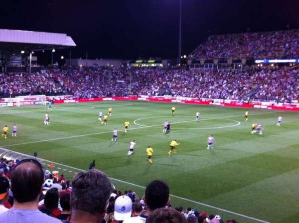 Mapfre Stadium, secção: 122, fila: 22, lugar: 2