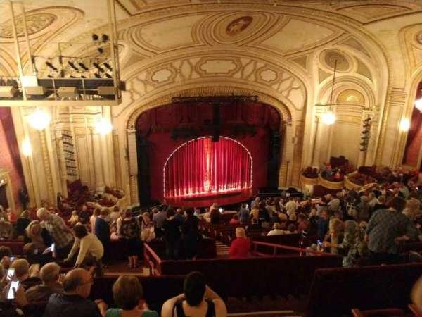 Connor Palace, secção: Balcony, fila: W, lugar: 202