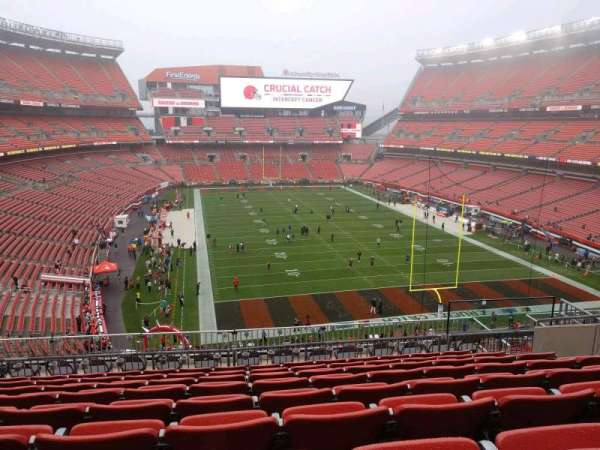 FirstEnergy Stadium, secção: 345, fila: 15, lugar: 13