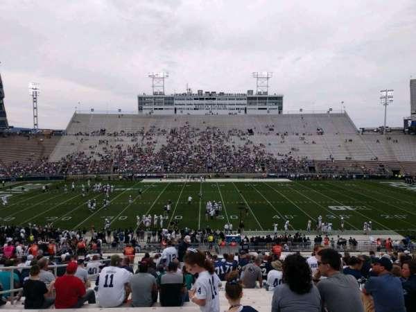 Beaver Stadium, secção: EE, fila: 34, lugar: 16