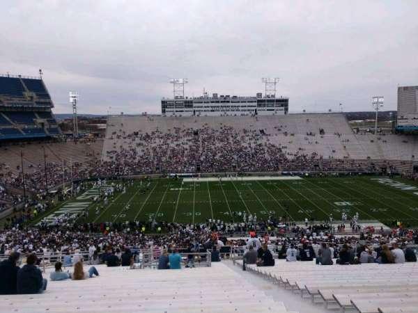 Beaver Stadium, secção: EDU, fila: 70, lugar: 6