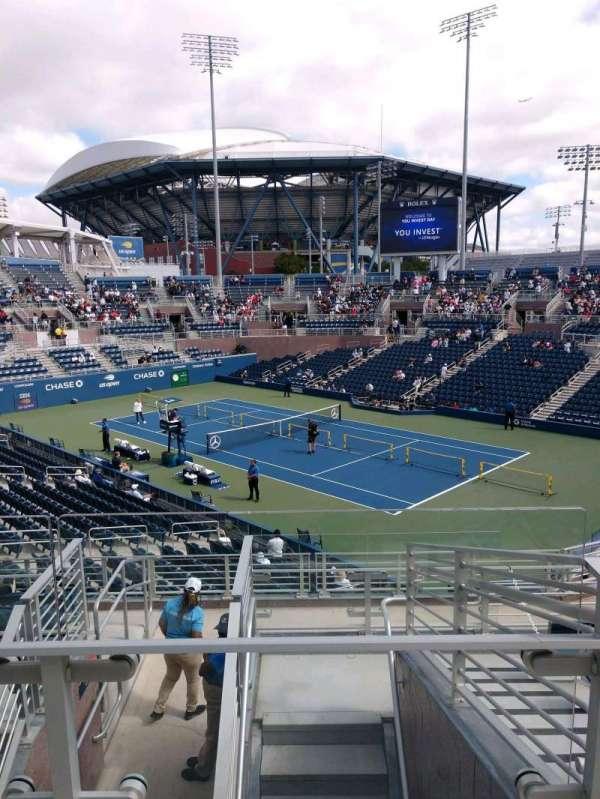 Billie Jean King National Tennis Center, Grandstand, secção: O