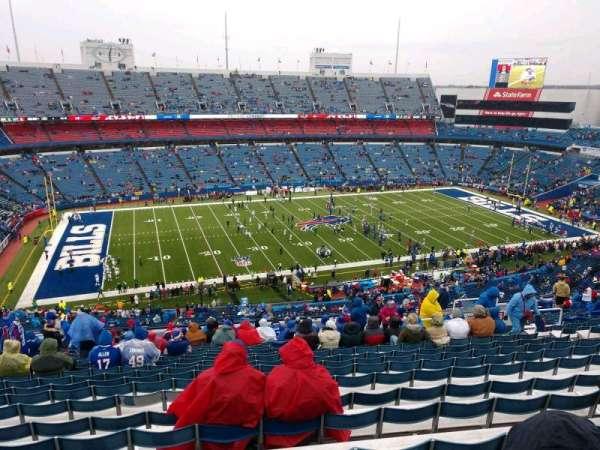 Buffalo Bills Stadium, secção: 336, fila: 25, lugar: 14