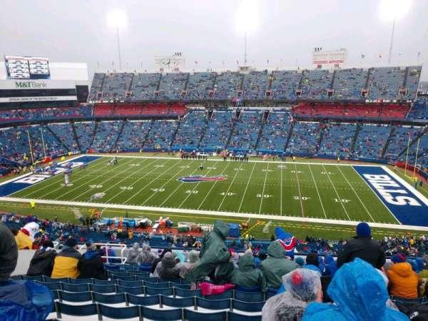 Buffalo Bills Stadium, secção: 310, fila: 18, lugar: 17