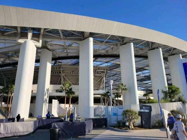 SoFi Stadium, secção: entry 1