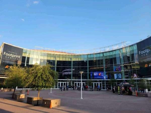 Footprint Center, secção: main entrance