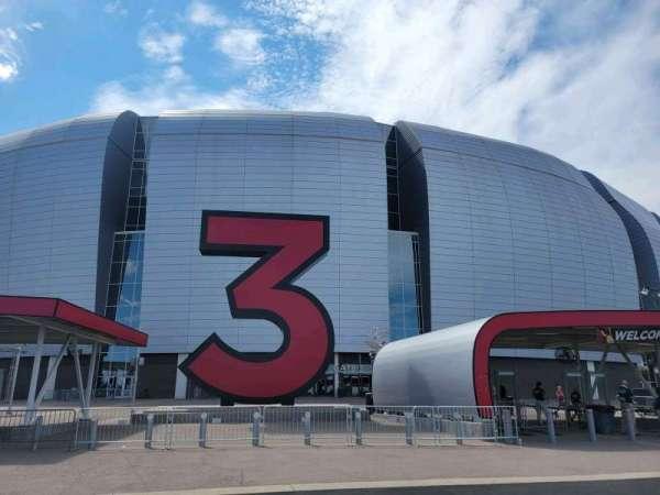 State Farm Stadium, secção: Gate 3
