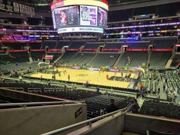 Staples Center, secção: PR12, fila: 9, lugar: 12