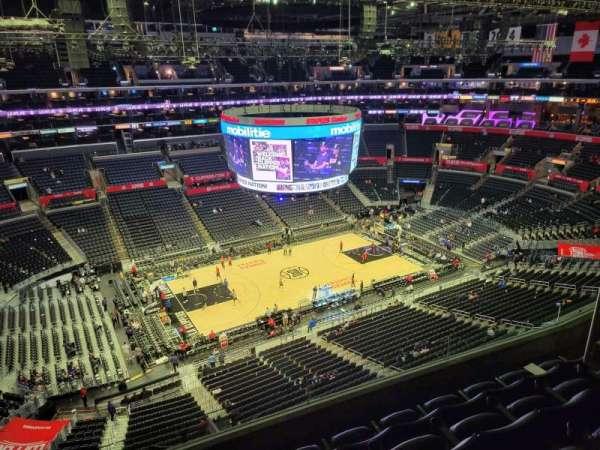 Staples Center, secção: 303, fila: 5, lugar: 10