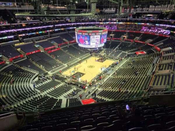 Staples Center, secção: 306, fila: 10, lugar: 13