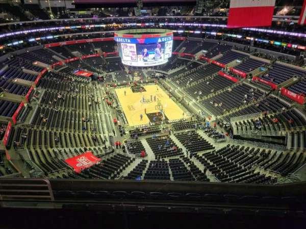 Staples Center, secção: 328, fila: 7, lugar: 13