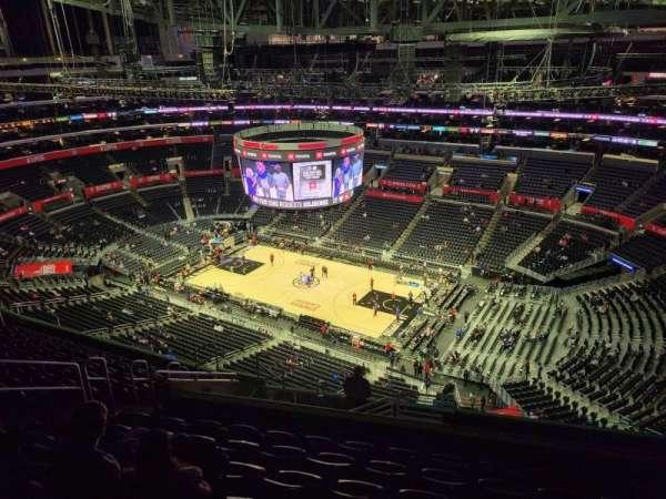 Staples Center, secção: 332, fila: 12, lugar: 12