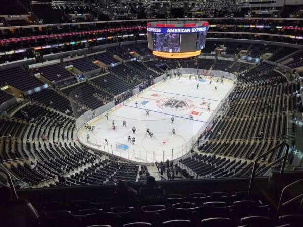 Staples Center, secção: 324, fila: 6, lugar: 6