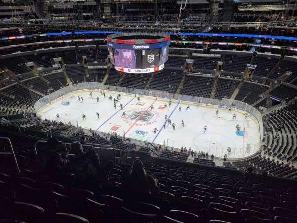 Staples Center, secção: 333, fila: 13, lugar: 13