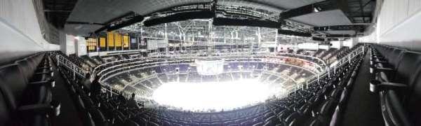 Staples Center, secção: 301, fila: 15, lugar: 15