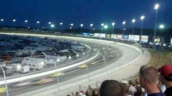 Kentucky Speedway, secção: Gs1B, fila: 13, lugar: 25