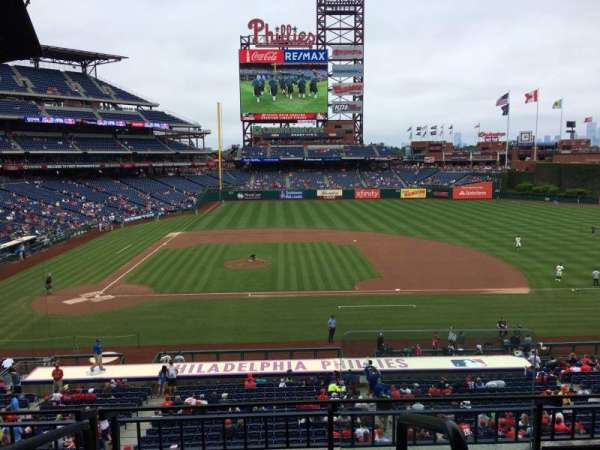 Citizens Bank Park, secção: Suite 46, fila: 2, lugar: 1