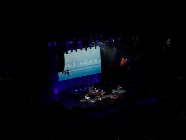 The O2 Arena, secção: 407, fila: N, lugar: 597
