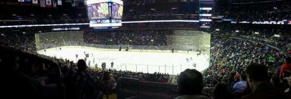 Nationwide Arena, secção: C1, fila: F, lugar: 1