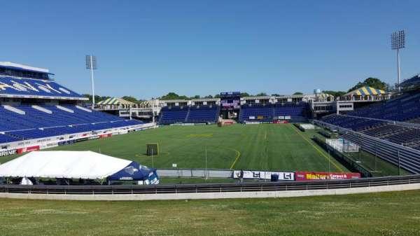 Navy-Marine Corps Memorial Stadium, secção: B, fila: 5, lugar: 12
