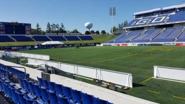 Navy-Marine Corps Memorial Stadium, secção: 3, fila: E, lugar: 1