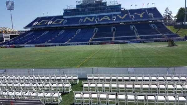 Navy-Marine Corps Memorial Stadium, secção: 26, fila: E, lugar: 17