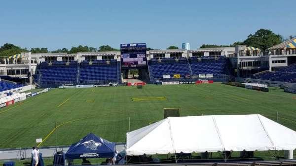 Navy-Marine Corps Memorial Stadium, secção: c, fila: 5, lugar: 12