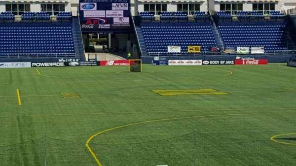 Navy-Marine Corps Memorial Stadium, secção: C, fila: 5, lugar: 35