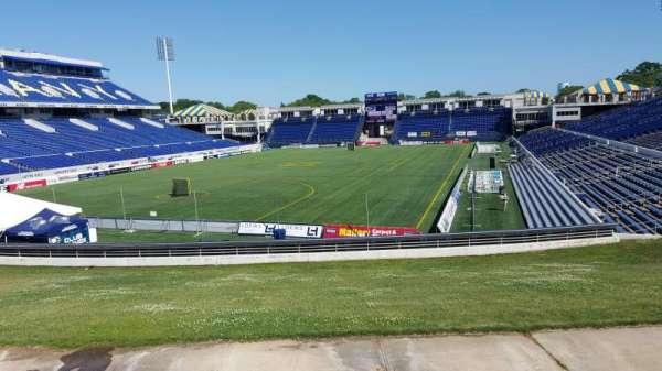 Navy-Marine Corps Memorial Stadium, secção: A, fila: 5, lugar: 35