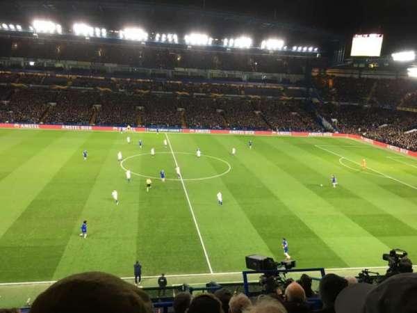 Stamford Bridge, secção: East Upper, fila: 7, lugar: 102