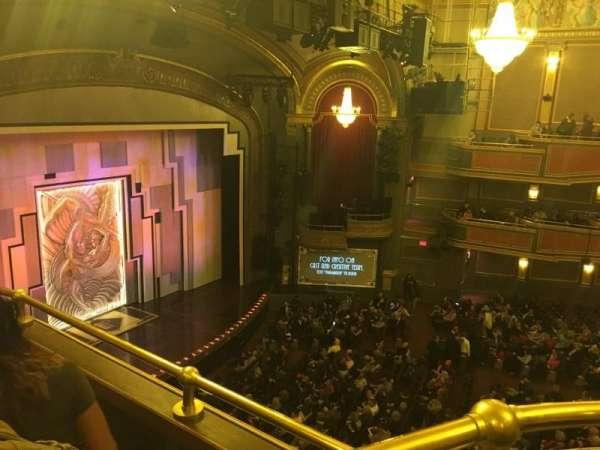 Lyric Theatre, secção: BBX, fila: C, lugar: 1