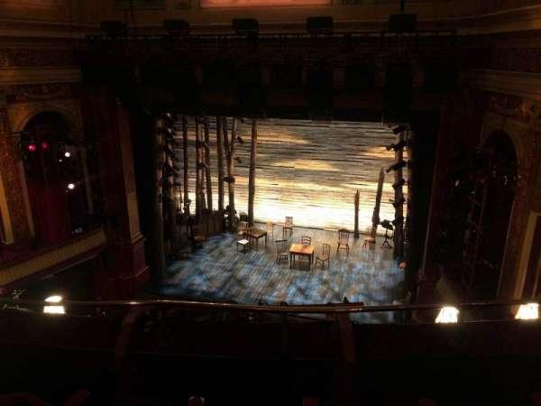 Phoenix Theatre, secção: Grand Circle, fila: C, lugar: 8