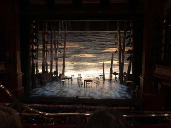Phoenix Theatre, secção: Dress Circle, fila: B, lugar: 13