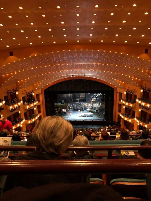 Procter And Gamble Hall at the Aronoff Center, secção: Balcony C, fila: L, lugar: 218