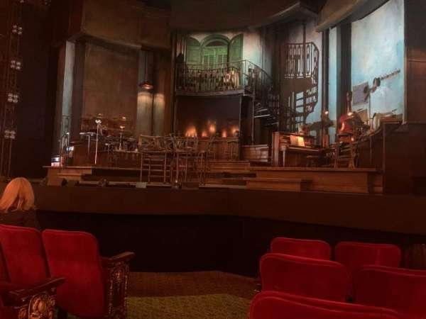 Walter Kerr Theatre, secção: Orchestra R, fila: F, lugar: 2