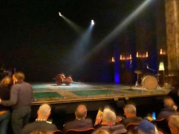 Belasco Theatre, secção: Orchestra C, fila: C, lugar: 101